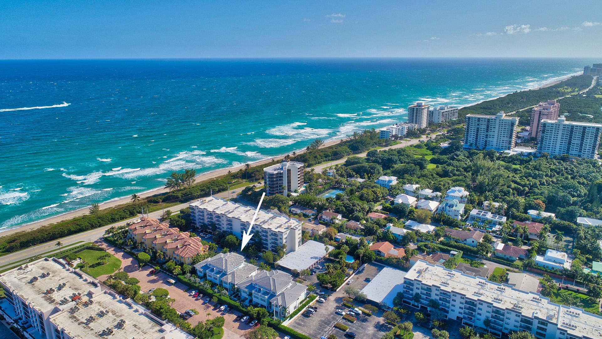 Home for sale in Oceanside Townhomes Boca Raton Florida