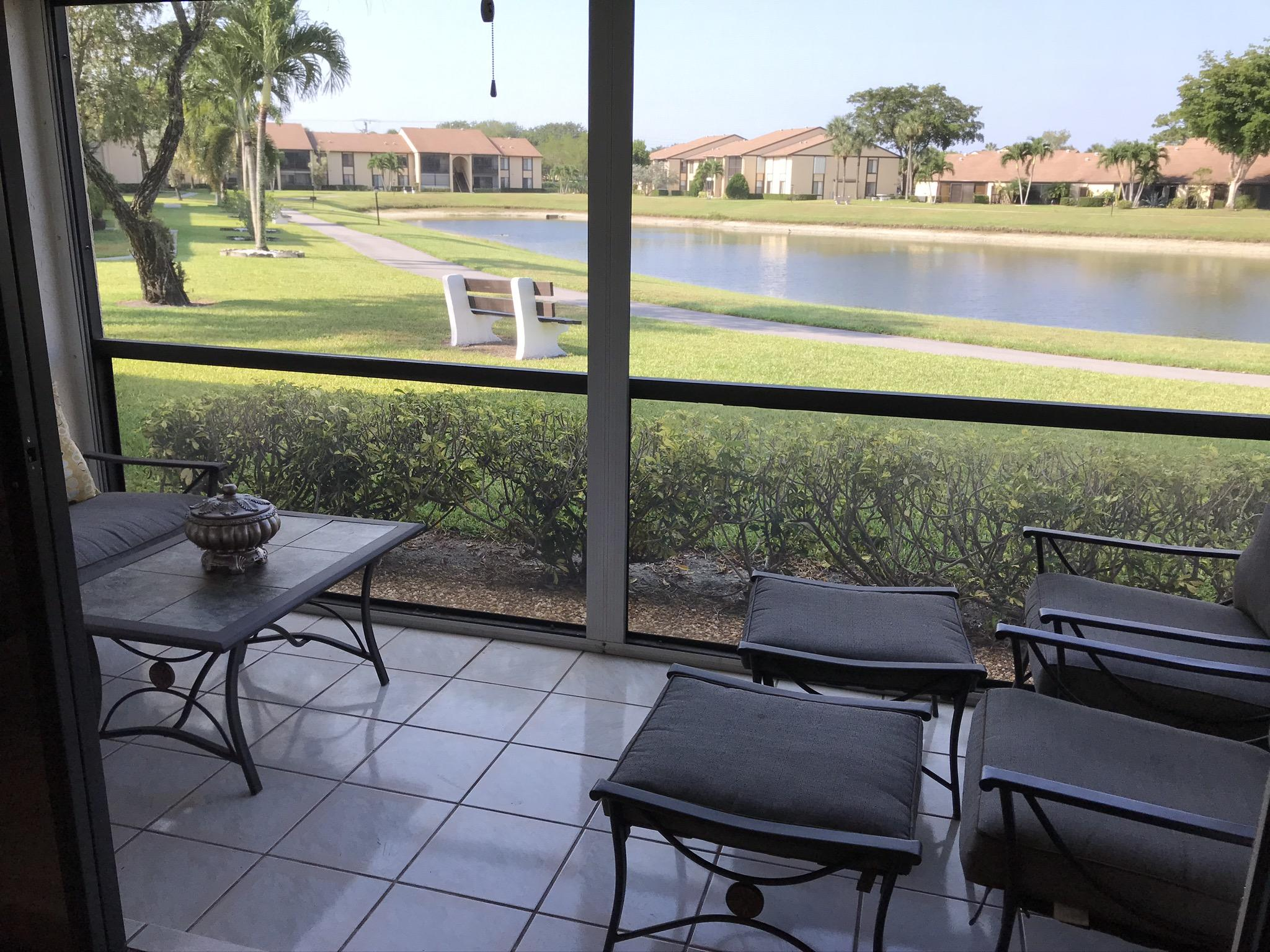 Home for sale in PINE RIDGE NORTH VILLAGE IV CONDO Greenacres Florida
