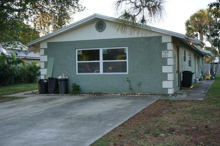 3369 Fairmont Street, Stuart, Florida 34997, 2 Bedrooms Bedrooms, ,1 BathroomBathrooms,F,Duplex/triplex/quadplex,Fairmont,RX-10617283