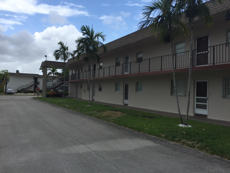 400 Bonnie Boulevard 154, Palm Springs, Florida 33461, 1 Bedroom Bedrooms, ,1.1 BathroomsBathrooms,F,Condominium,Bonnie,RX-10617294
