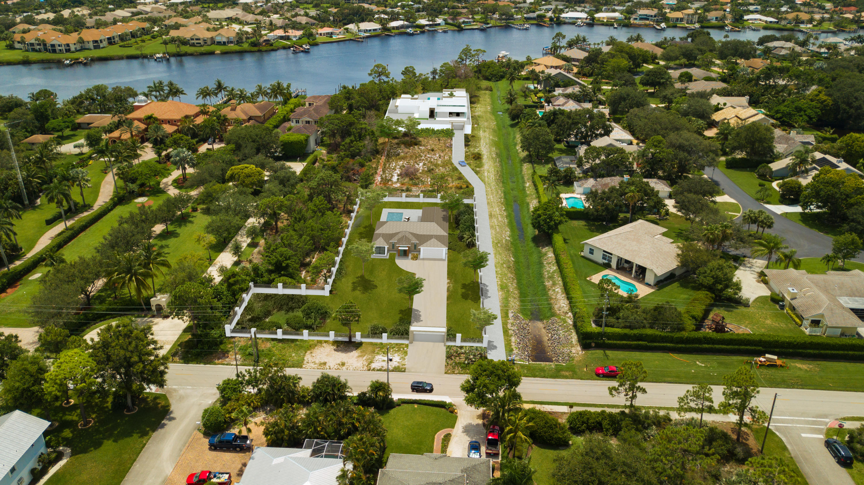 00 SE County Line Lot 1, one of homes for sale in Tequesta