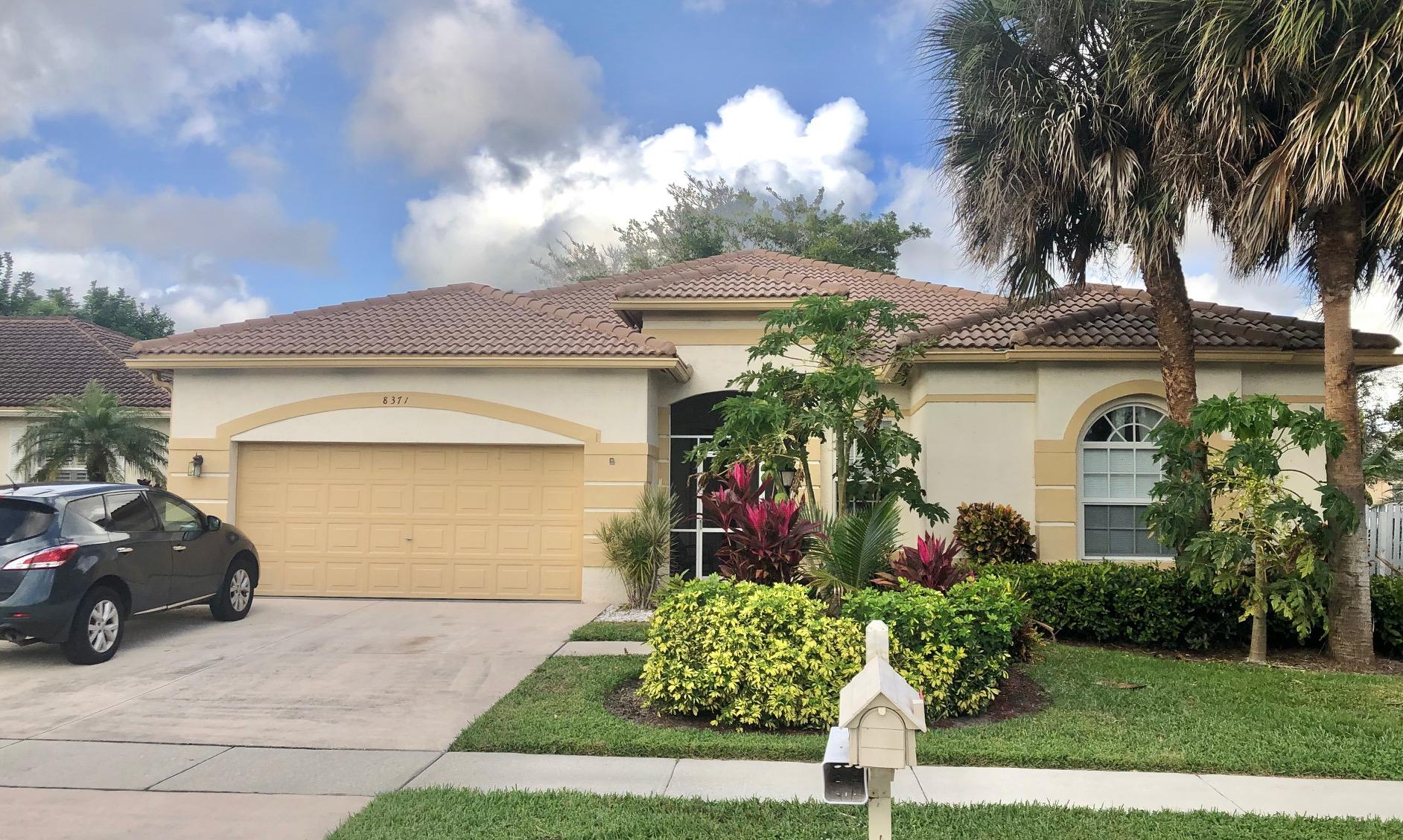Home for sale in CYPRESS WOODS 2 Lake Worth Florida