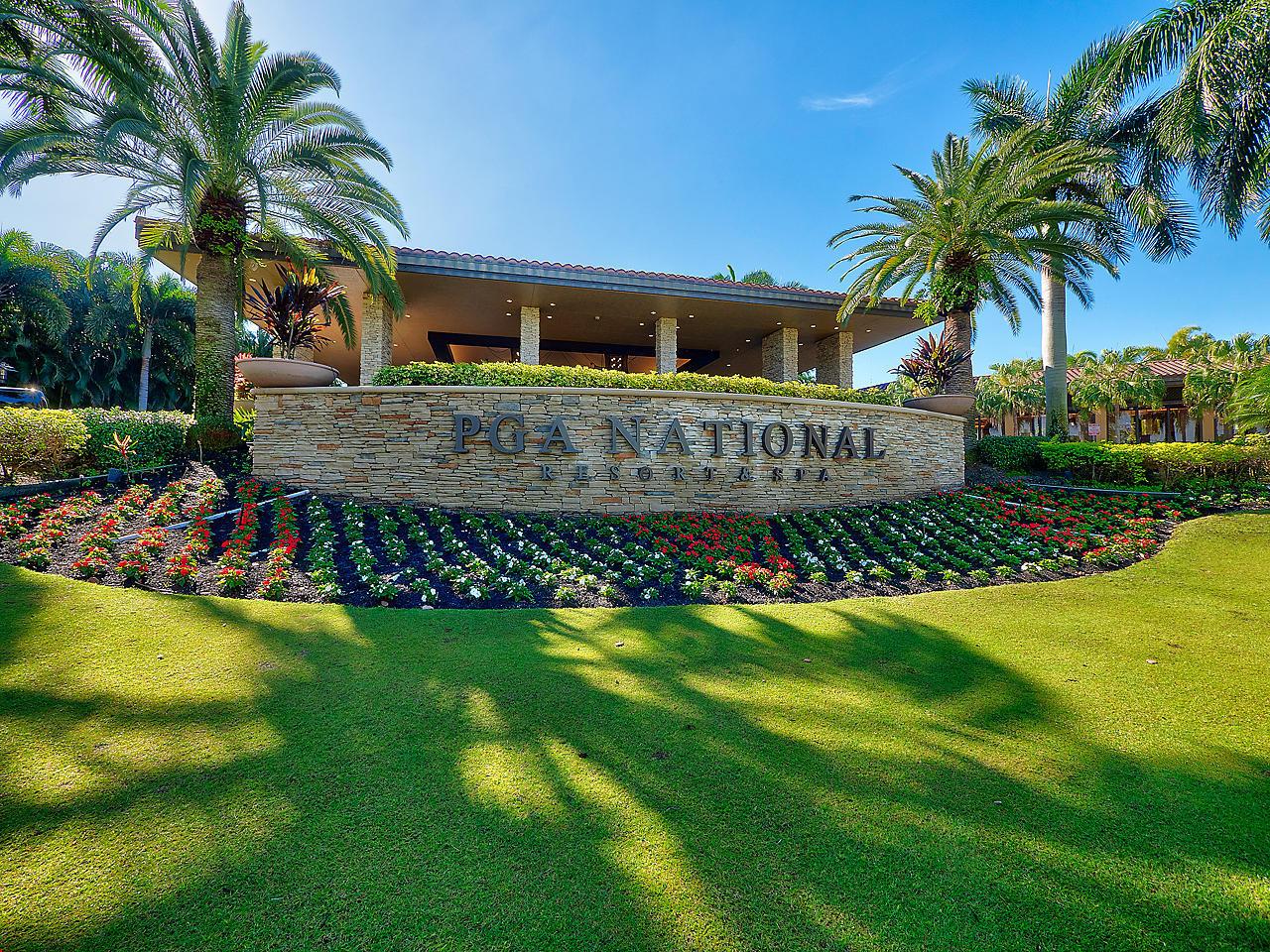Option of joining PGA National
