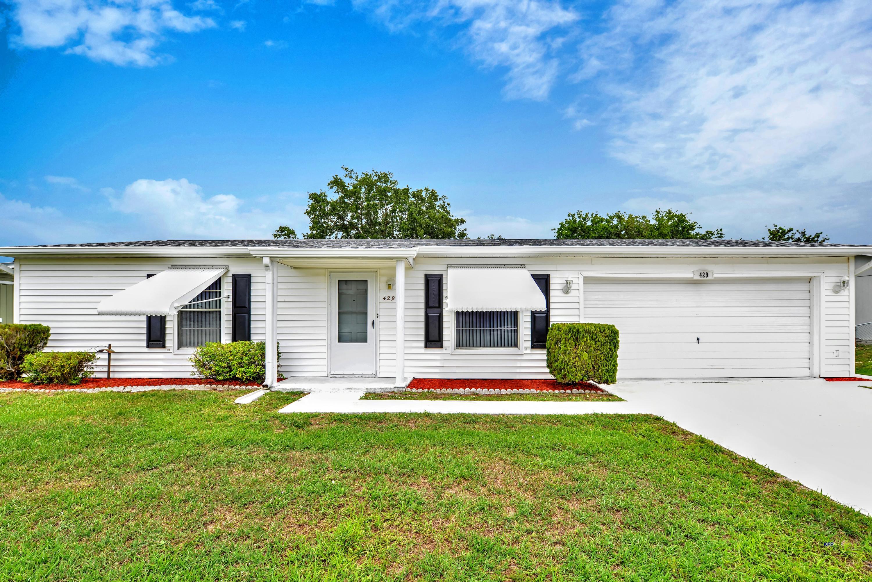 429 SW Dolores Avenue Port Saint Lucie, FL 34983