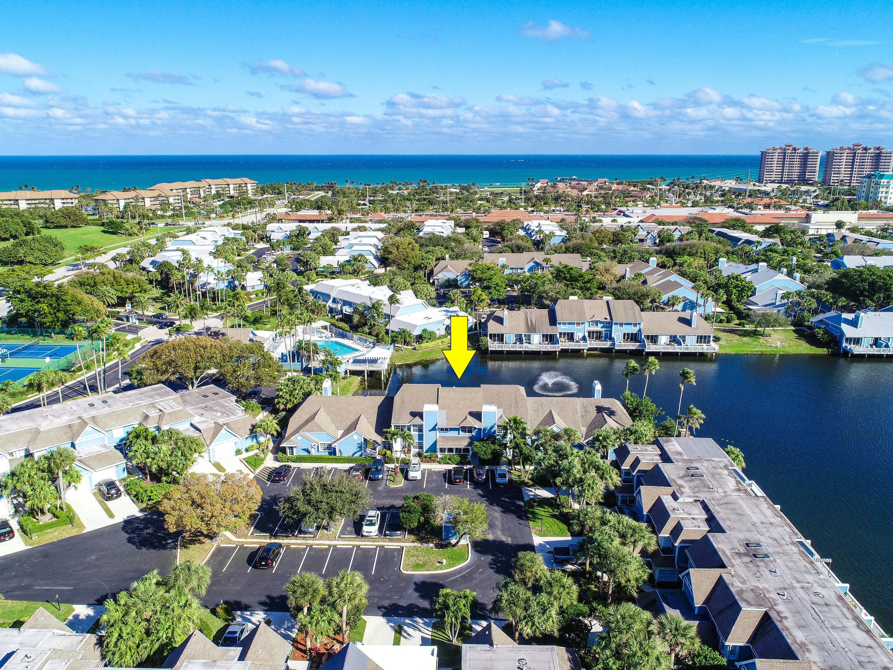 Home for sale in Villas Of Ocean Dune Jupiter Florida