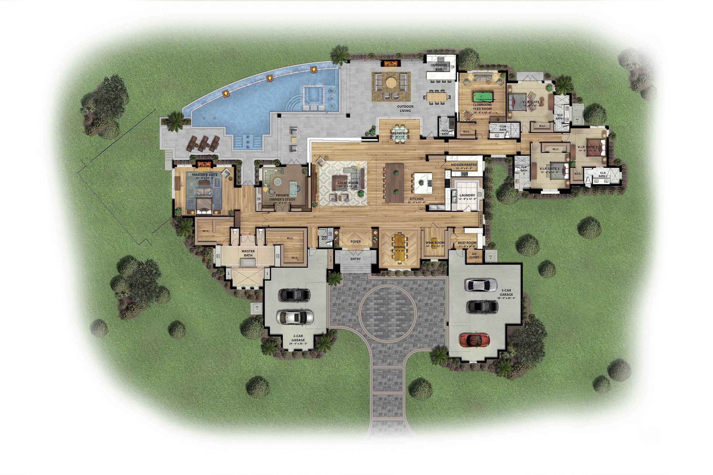 Wellington-Lot-28-Floor-plan
