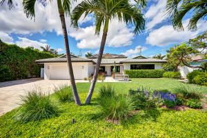 This gorgeous home is located in the prestigious Spanish River Land section of Boca Raton. Close proximity to the beach, Boca Resort and the restaurants and shops of Deerfield Beach Island. Open concept living at it finest: the house has been renovated with impact glass and bright new kitchen and baths that provides plenty of natural light. Off the kitchen is a beautiful screened in lanai that opens up to the tropical oasis pool with lush landscaping that surrounds the home. The home is located on nicely maintained quiet street. This one is a must see.
