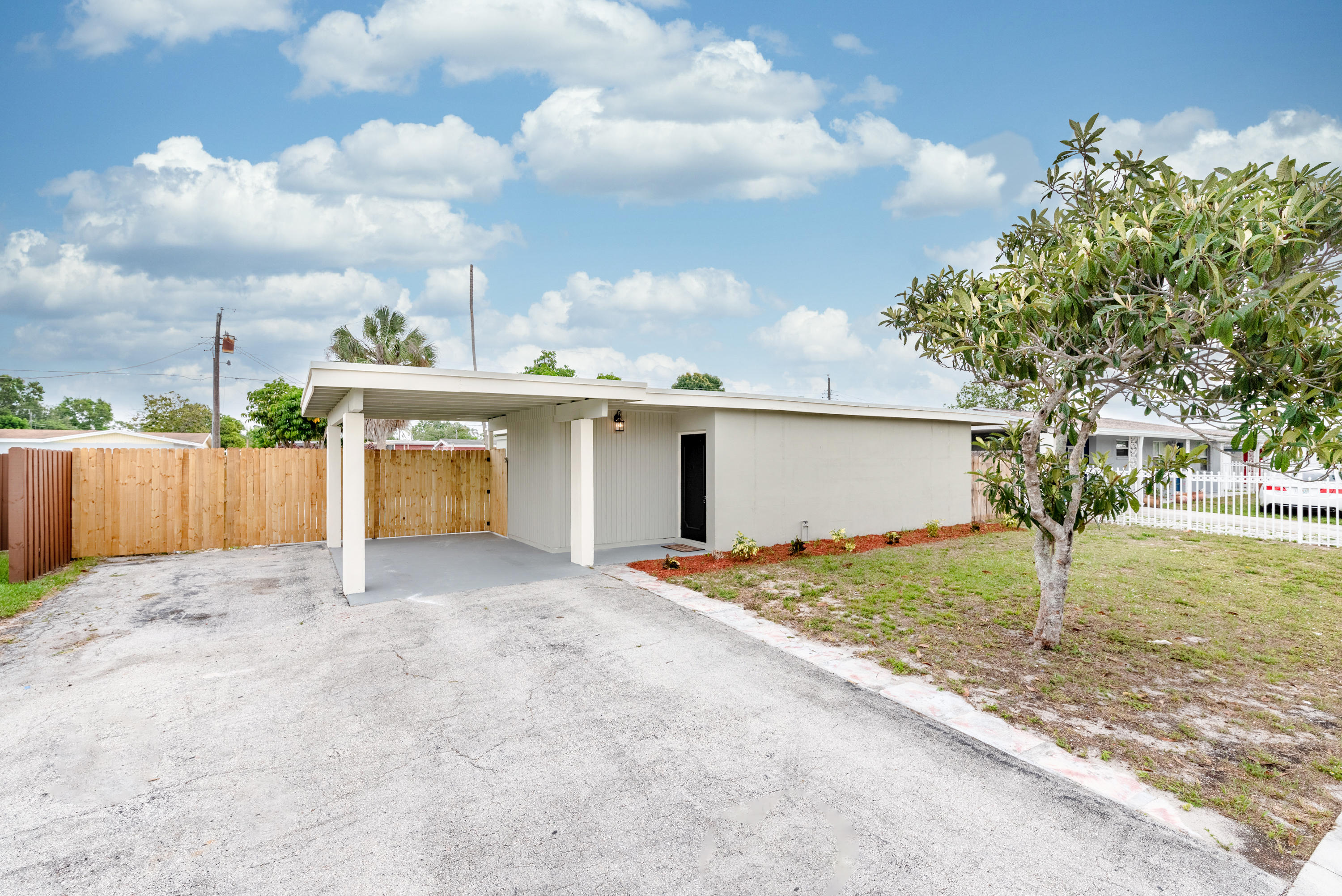 Home for sale in forest hill village West Palm Beach Florida