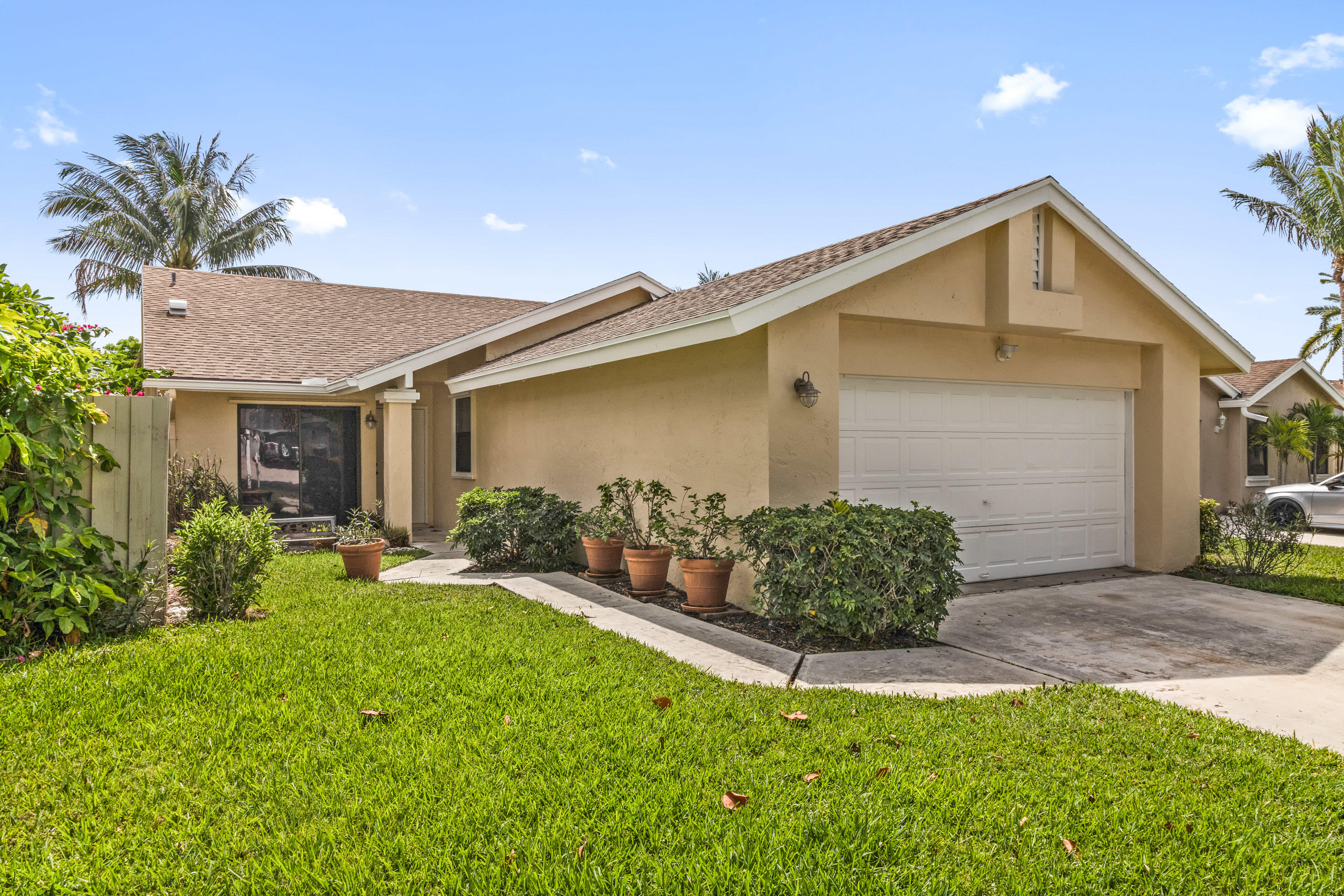 Home for sale in RAINBERRY LAKE PHASE III-A LOT 36 Delray Beach Florida