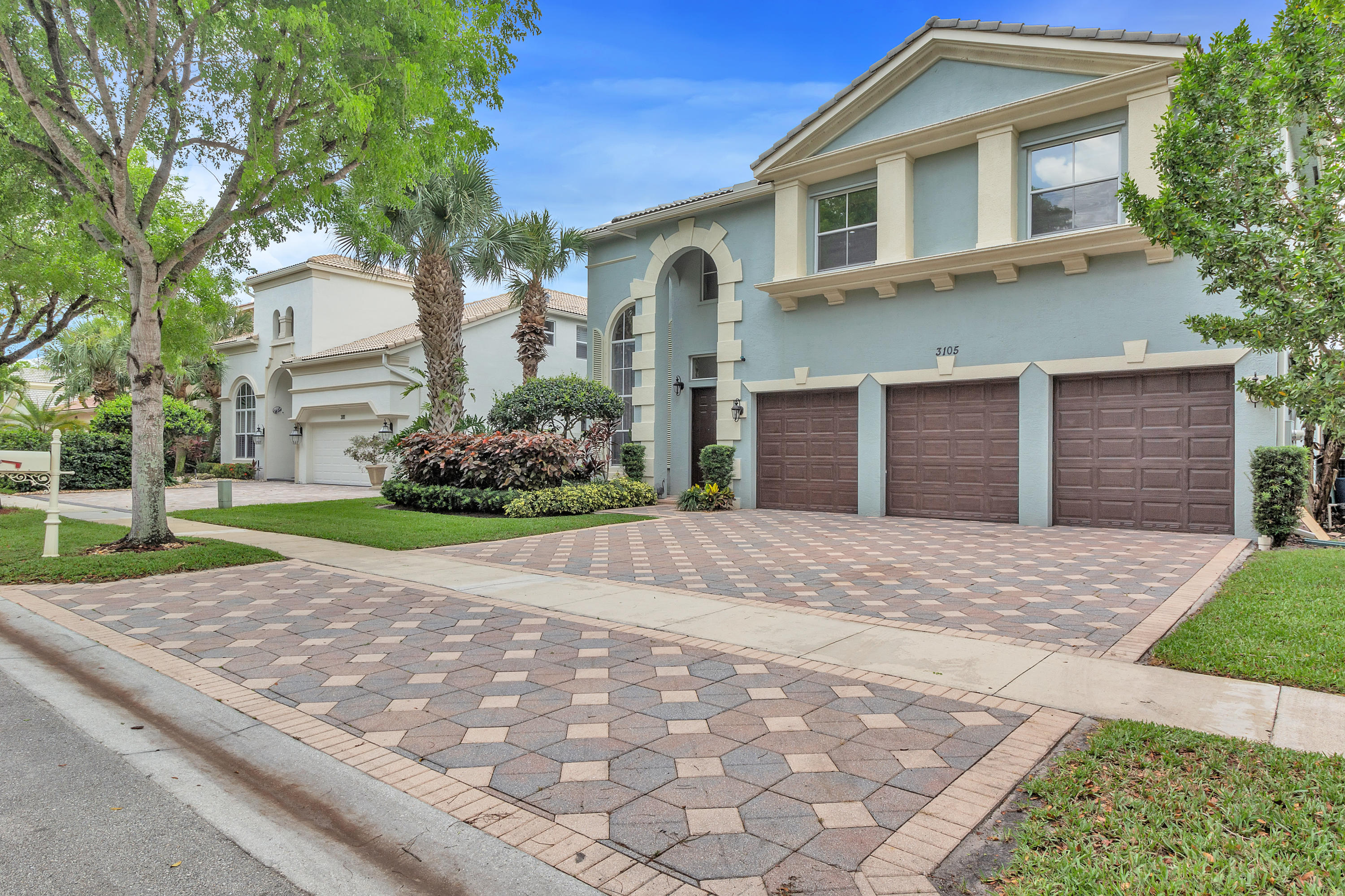 Home for sale in OLYMPIA PL 2 Wellington Florida