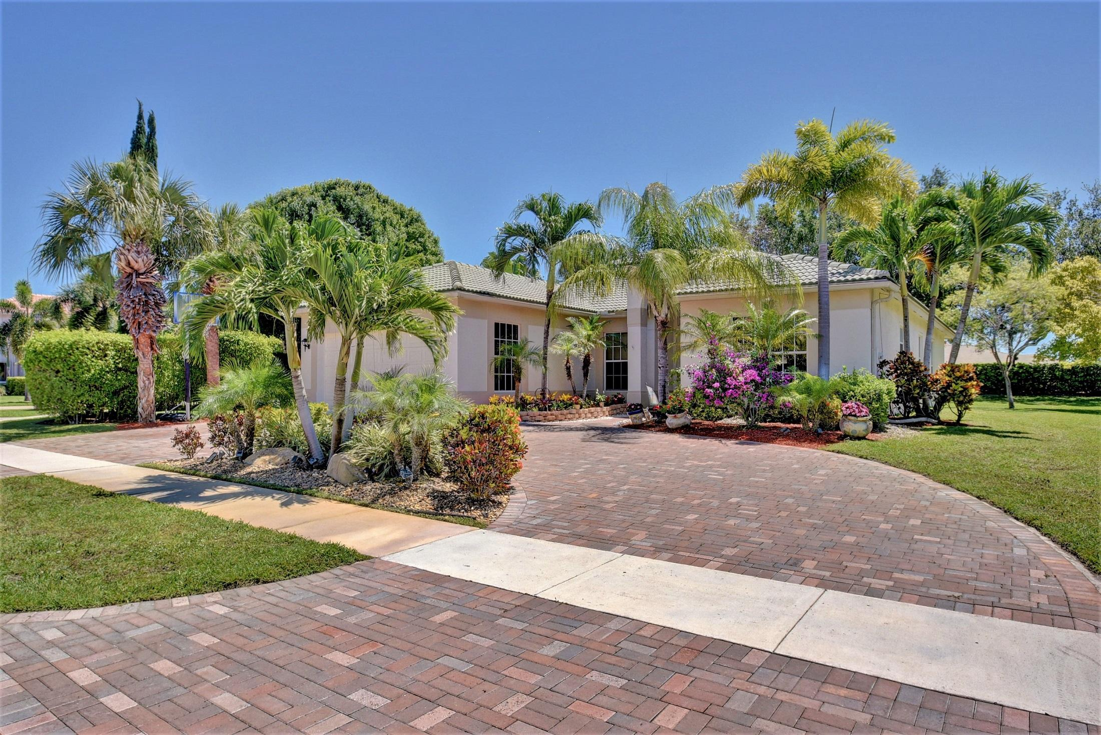 Home for sale in Windward Cove Wellington Florida