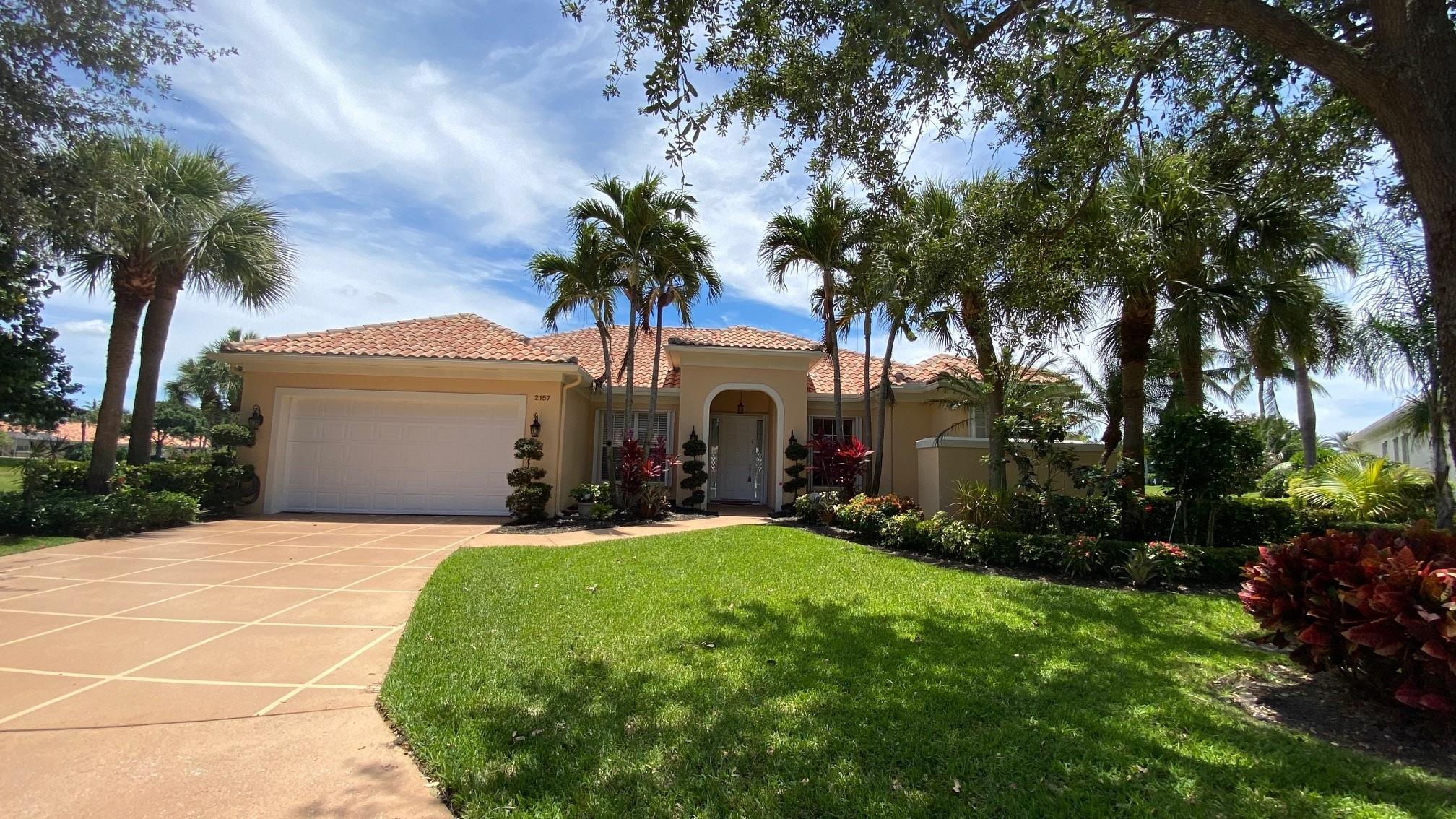 2157 Allen Creek Road West Palm Beach, FL 33411