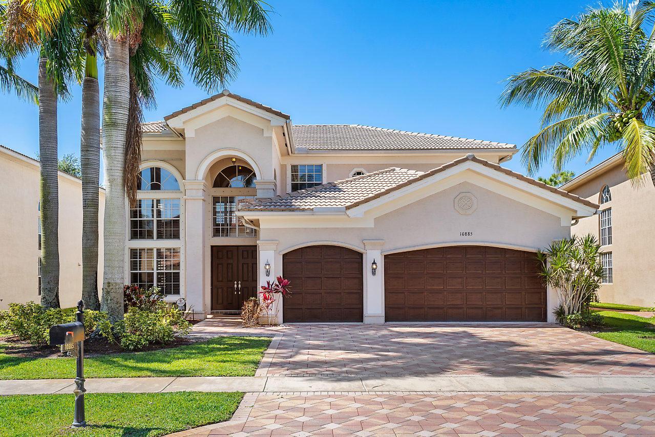 10885 Sunset Ridge Circle  Boynton Beach, FL 33473