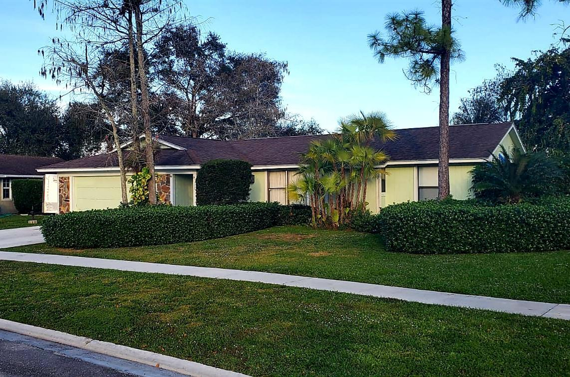 Home for sale in crestwood sub unit 2 Royal Palm Beach Florida