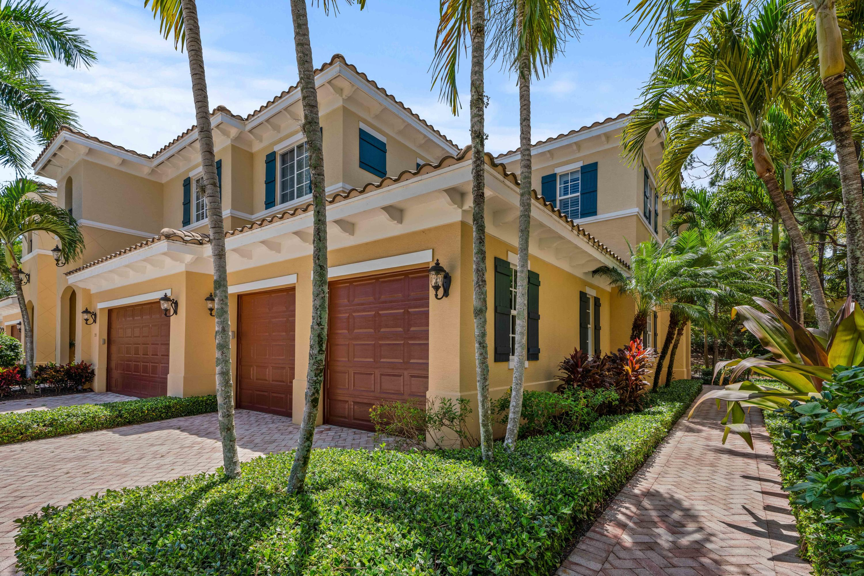 Home for sale in Chambord At Frenchmans Reserve Palm Beach Gardens Florida