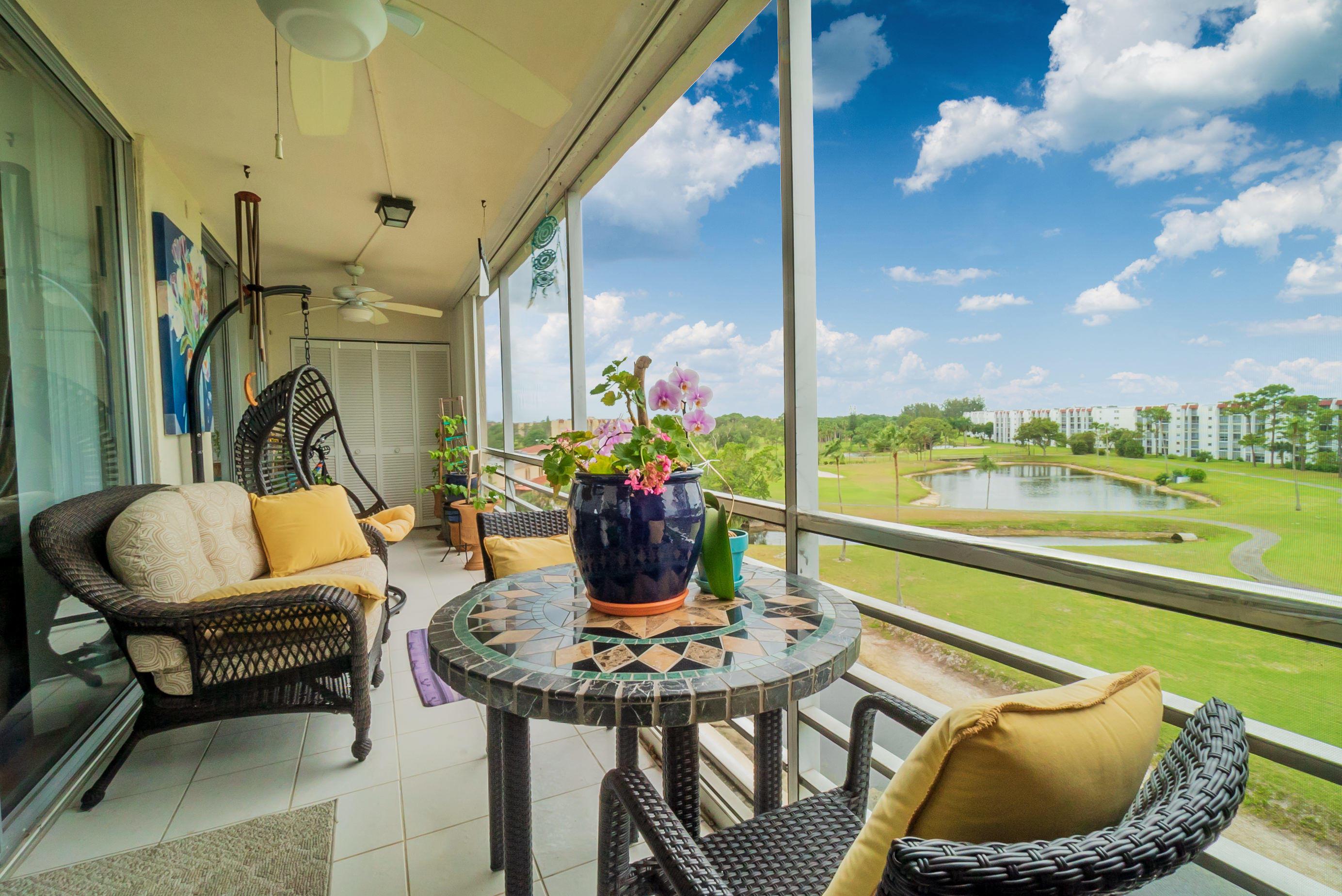 Home for sale in AMBASSADOR I CONDO Lake Worth Florida