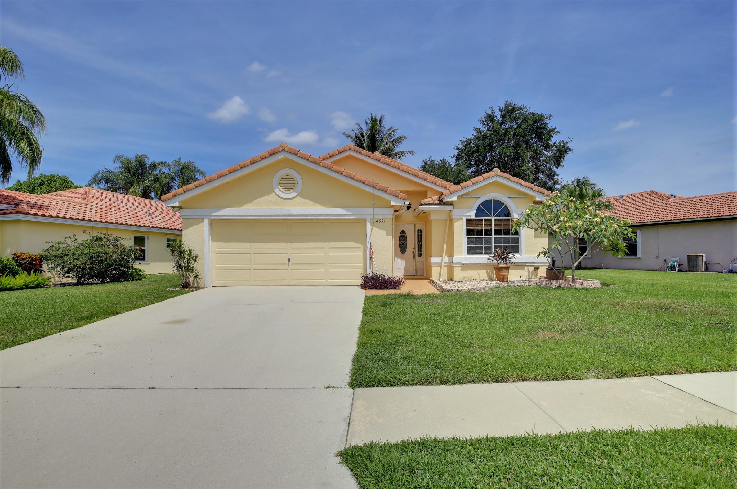 Home for sale in Colors Of Rainbow Lakes Boynton Beach Florida