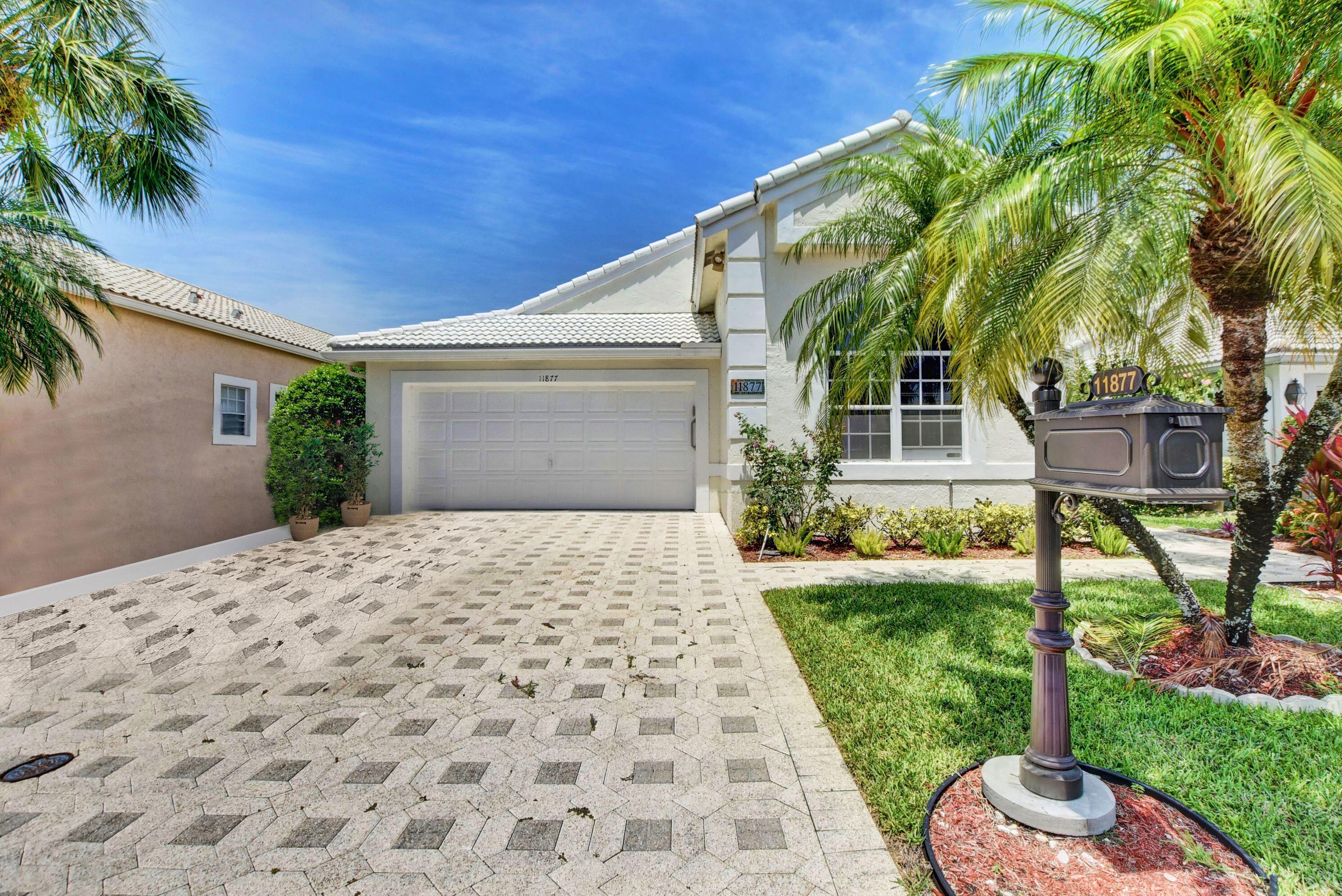 11877 Fountainside Circle  Boynton Beach FL 33437