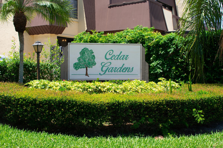Home for sale in CEDAR GARDENS TOWNHOUSES Palm Beach Gardens Florida