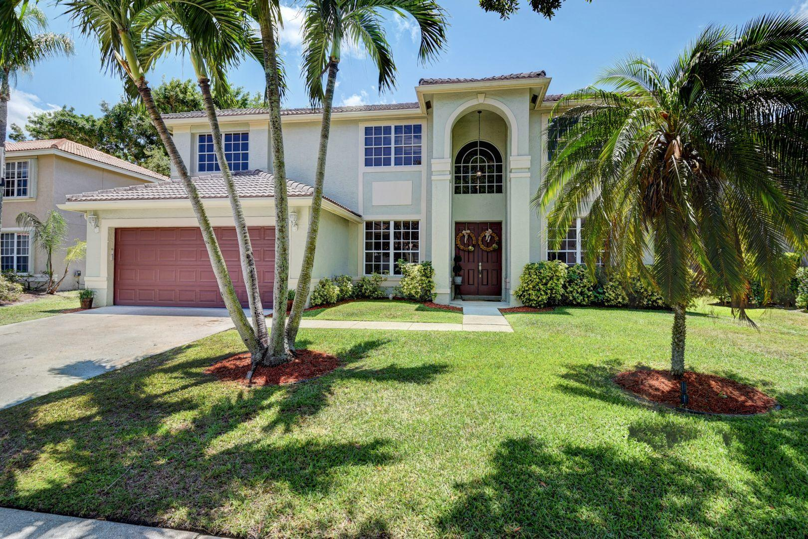 7603 Cedar Hurst Court  Lake Worth FL 33467