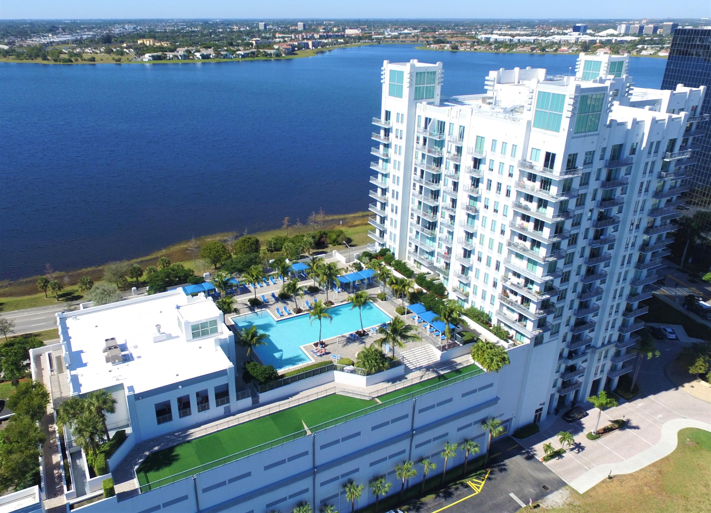 Home for sale in edge condo no one West Palm Beach Florida