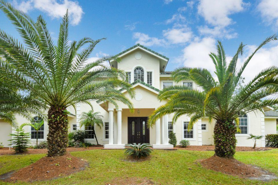 Home for sale in Estates Of Pioneer Lake West Palm Beach Florida
