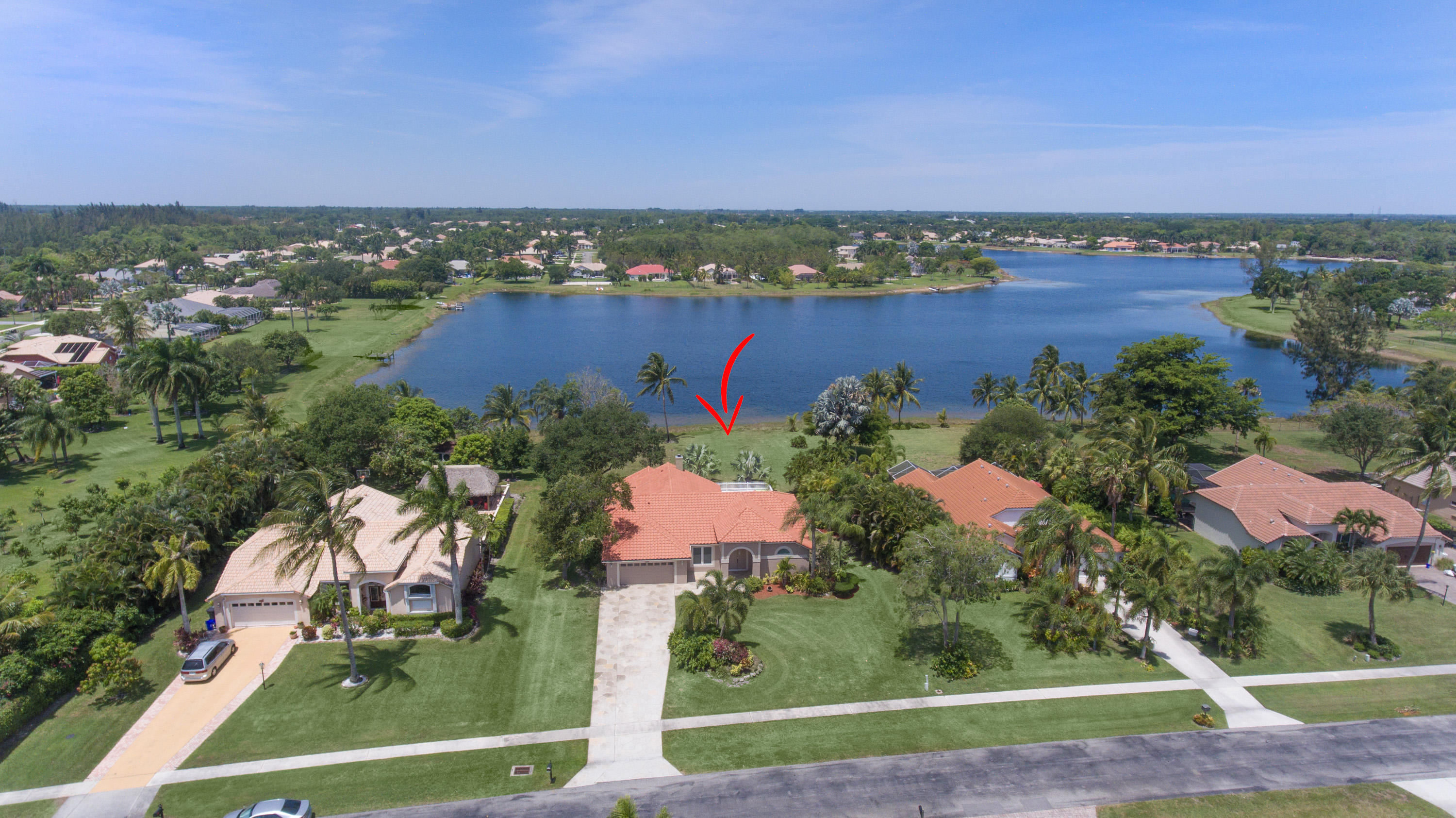 Home for sale in Legend Lakes Estates Lake Worth Florida