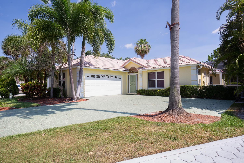 Home for sale in South Cove Of River Bridge Greenacres Florida