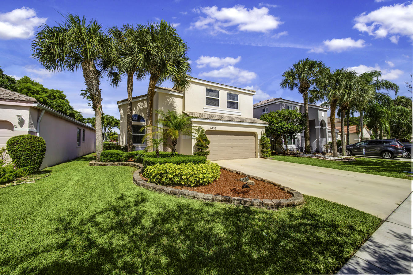 Home for sale in Millwalk Smith Dairy Lake Worth Florida