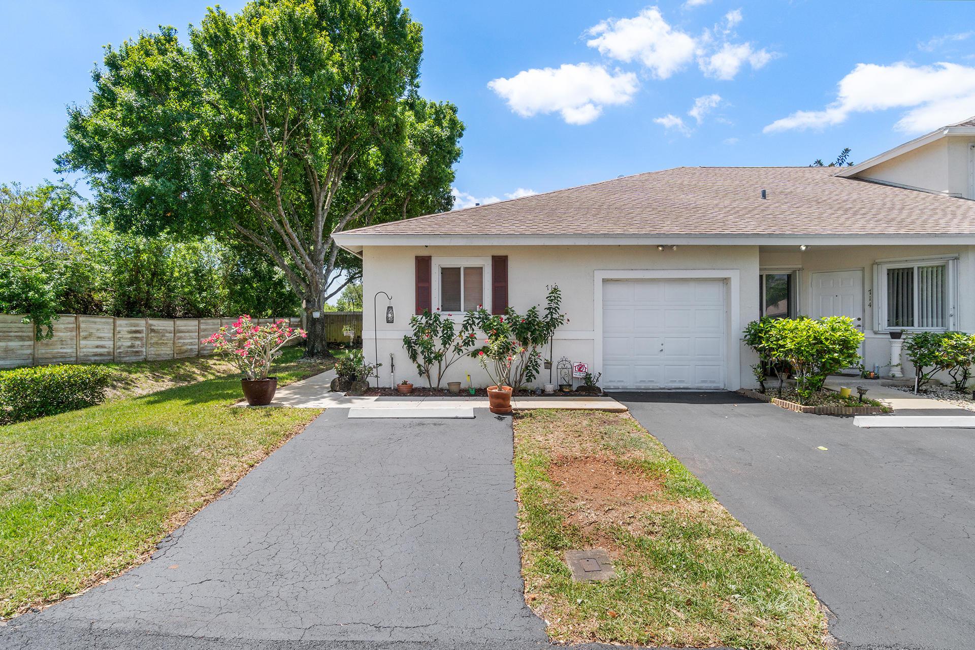 Home for sale in Crystal Lake Village Deerfield Beach Florida