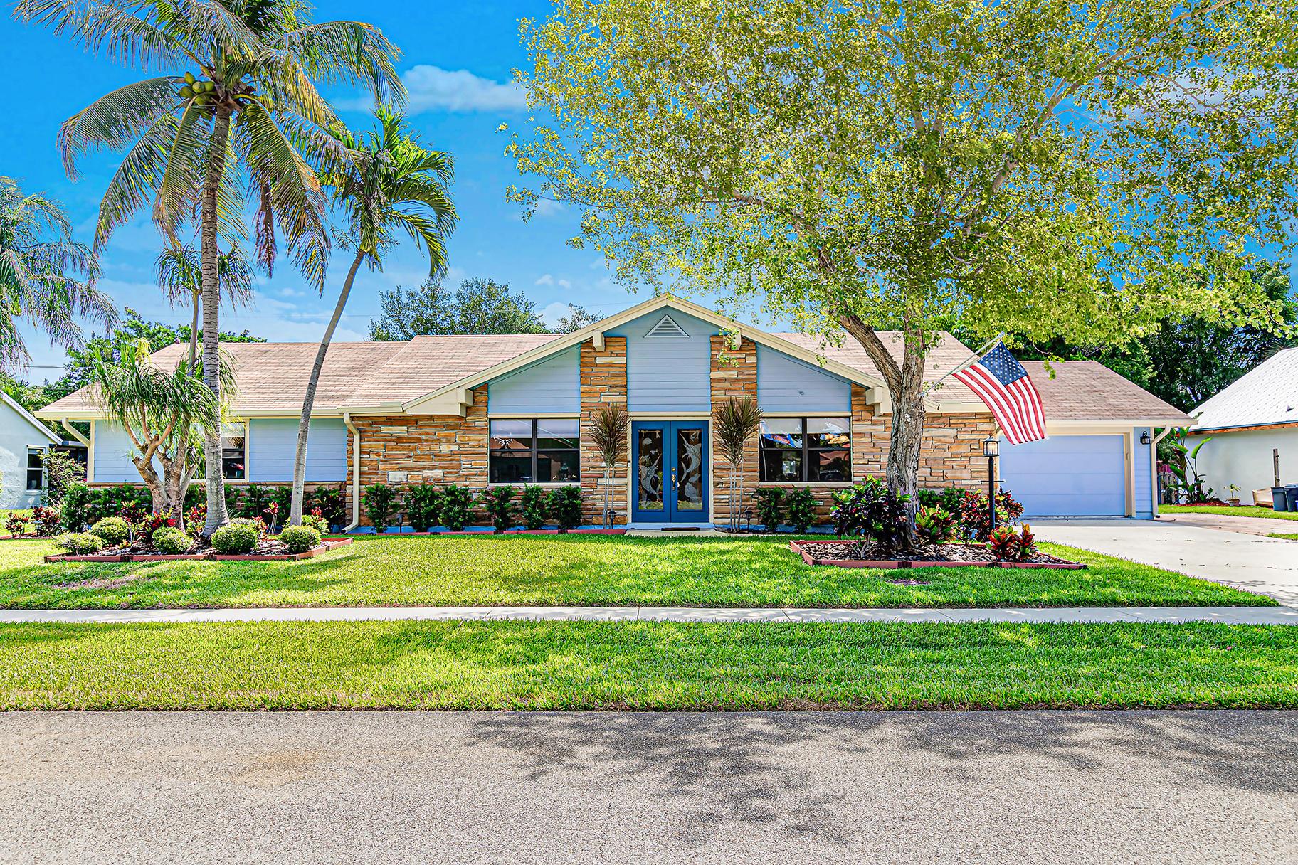 Home for sale in marlin ridge Jupiter Florida