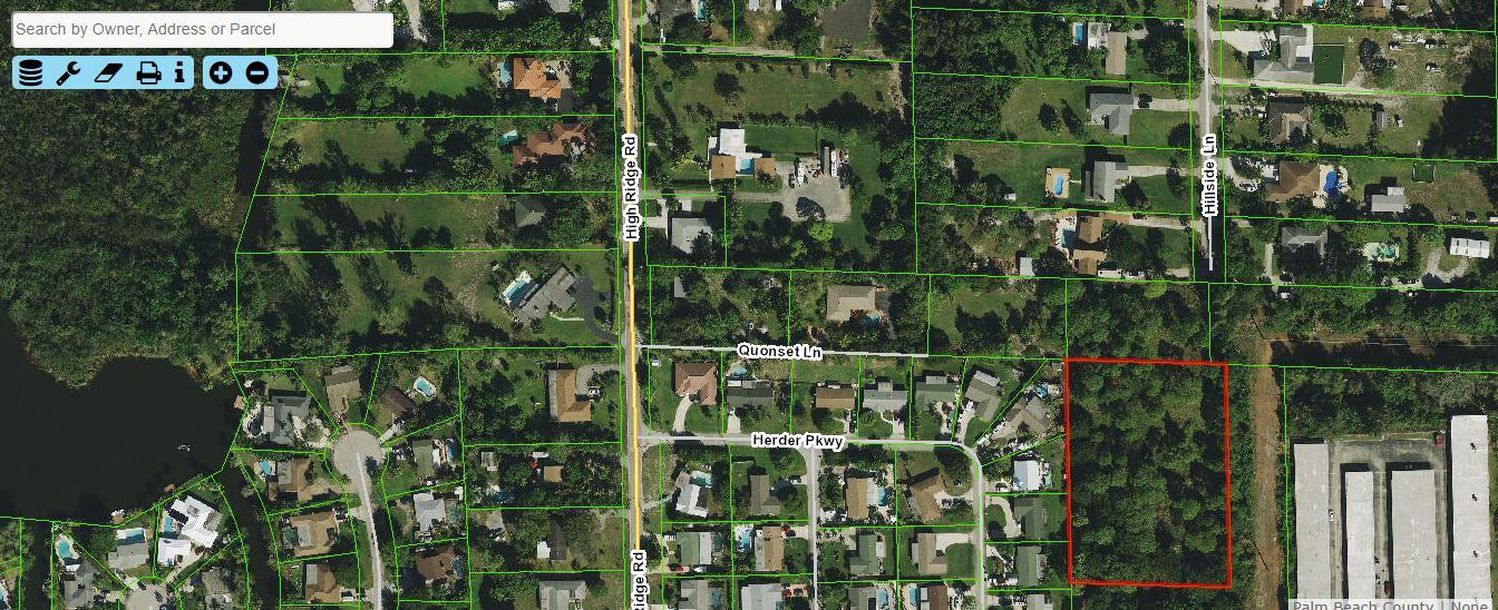 00 Hillside Lane  Lake Worth FL 33462