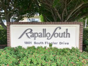 1801 S Flagler Drive 610 For Sale 10622640, FL