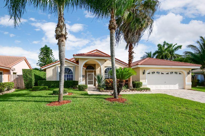 Home for sale in Aspen Ridge Delray Beach Florida