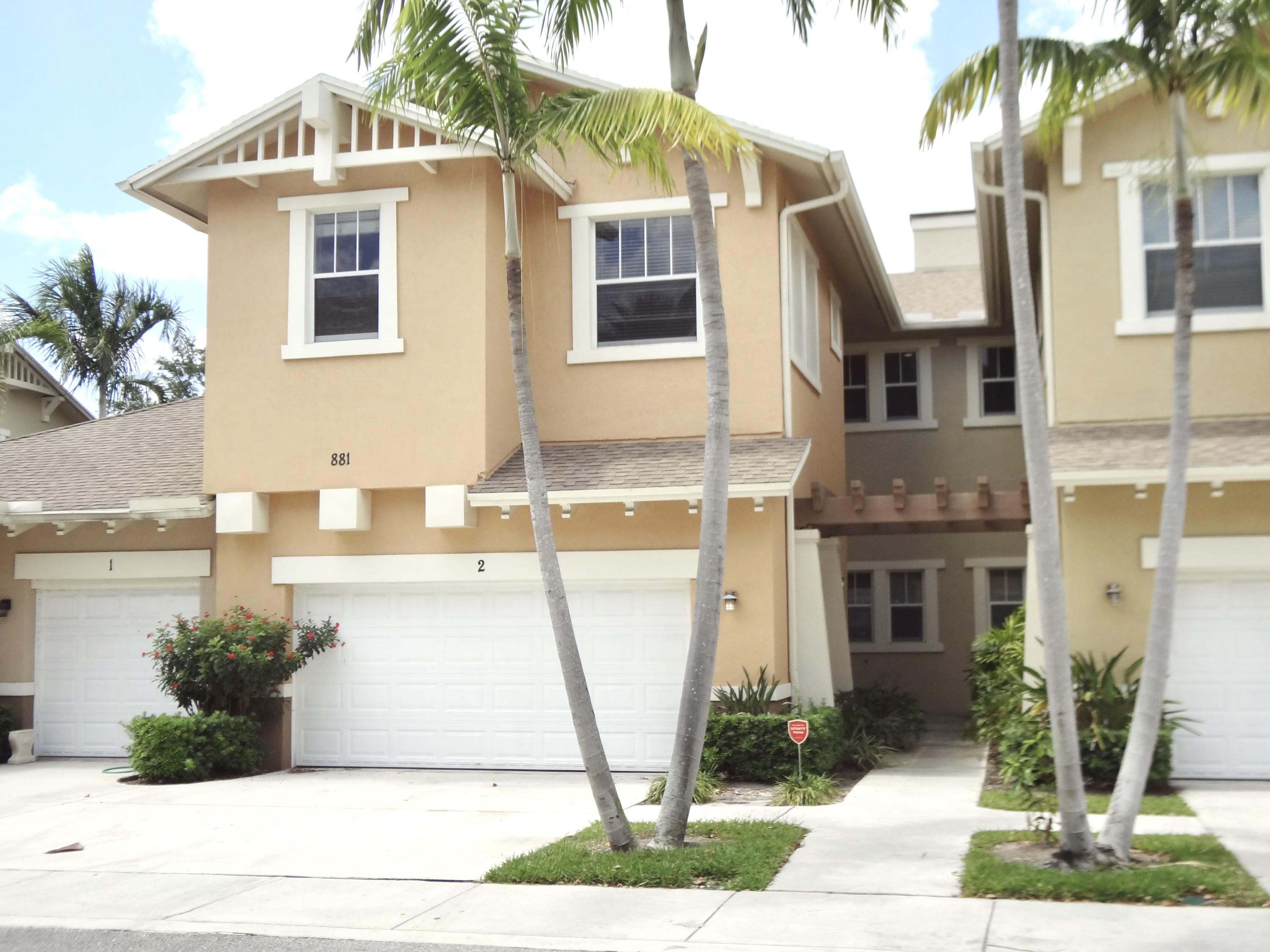 881 Marina Del Ray Lane 2 West Palm Beach, FL 33401