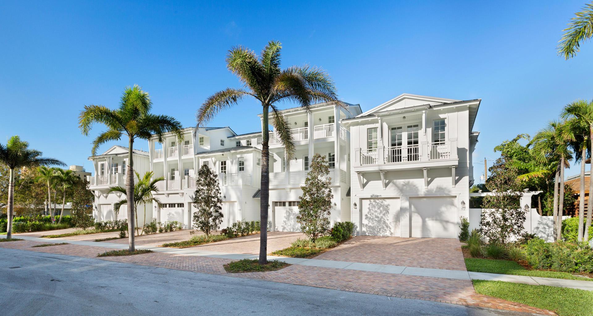112 Andrews Avenue, Delray Beach, Florida 33483, 3 Bedrooms Bedrooms, ,3.1 BathroomsBathrooms,Townhouse,For Sale,Andrews,RX-10622710