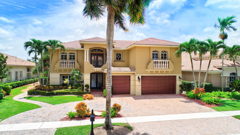 16264 Mira Vista Lane  Delray Beach, FL 33446