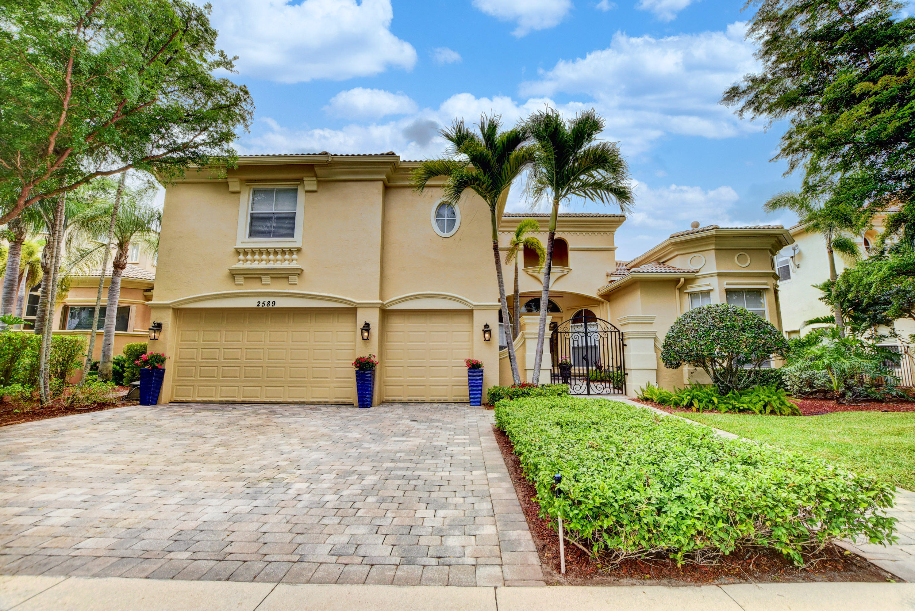 Home for sale in Treanor Wellington Florida