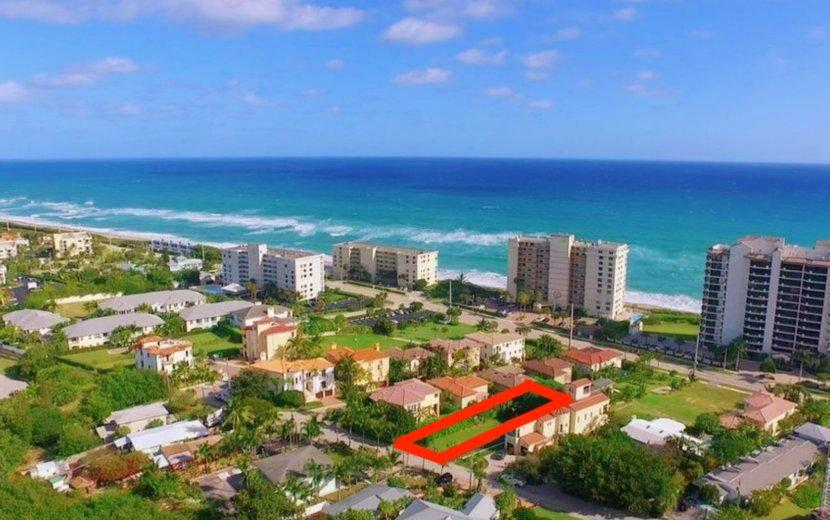 Home for sale in New Palm Beach Heights Juno Beach Florida