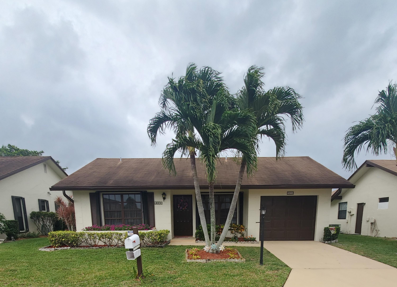6080 Baywood Lane Lake Worth, FL 33463