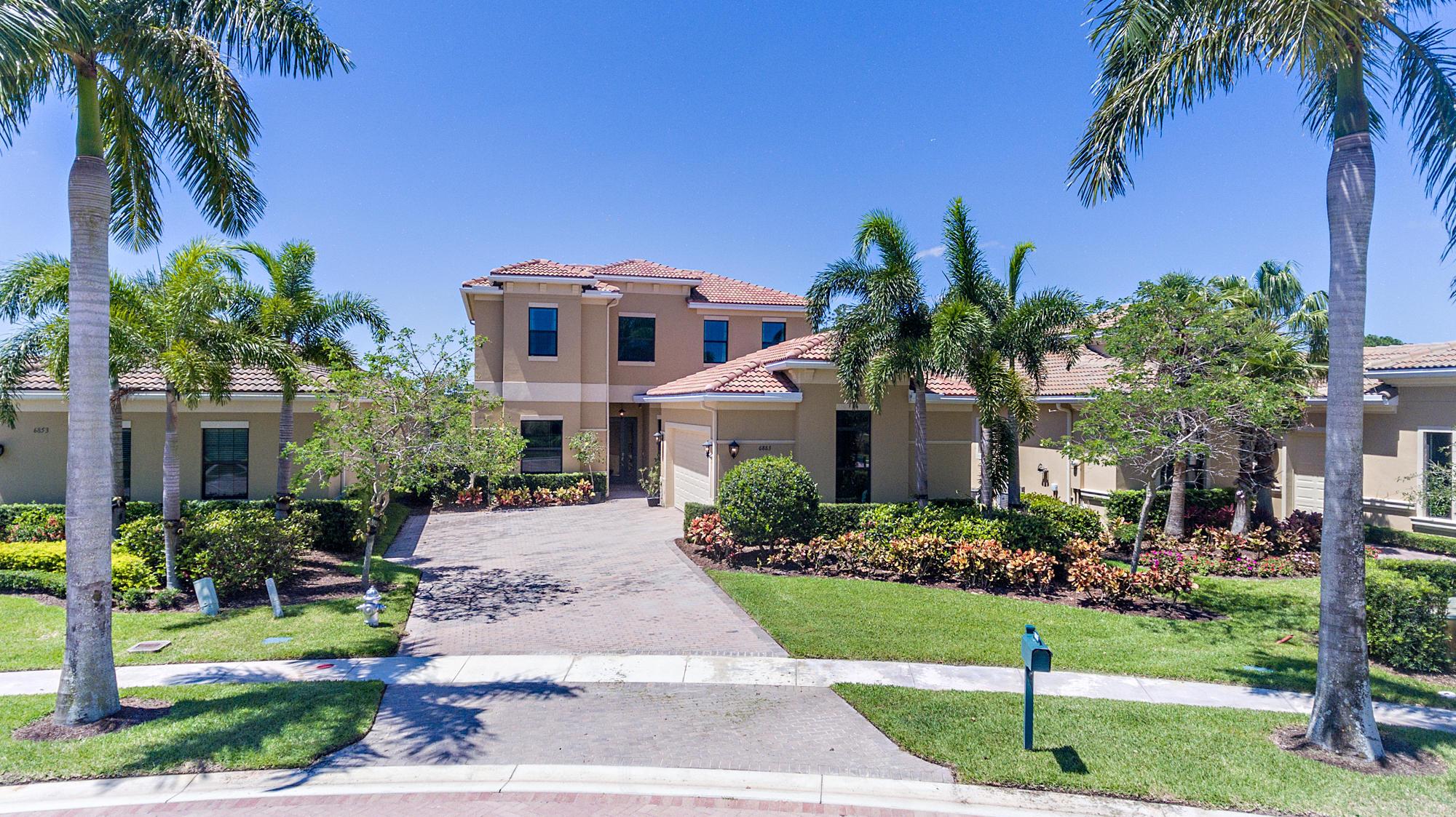 6863 Sparrow Hawk Drive  West Palm Beach FL 33412