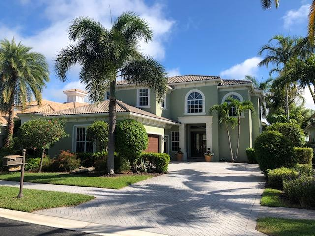 Home for sale in Ibis - Sand Cay West Palm Beach Florida