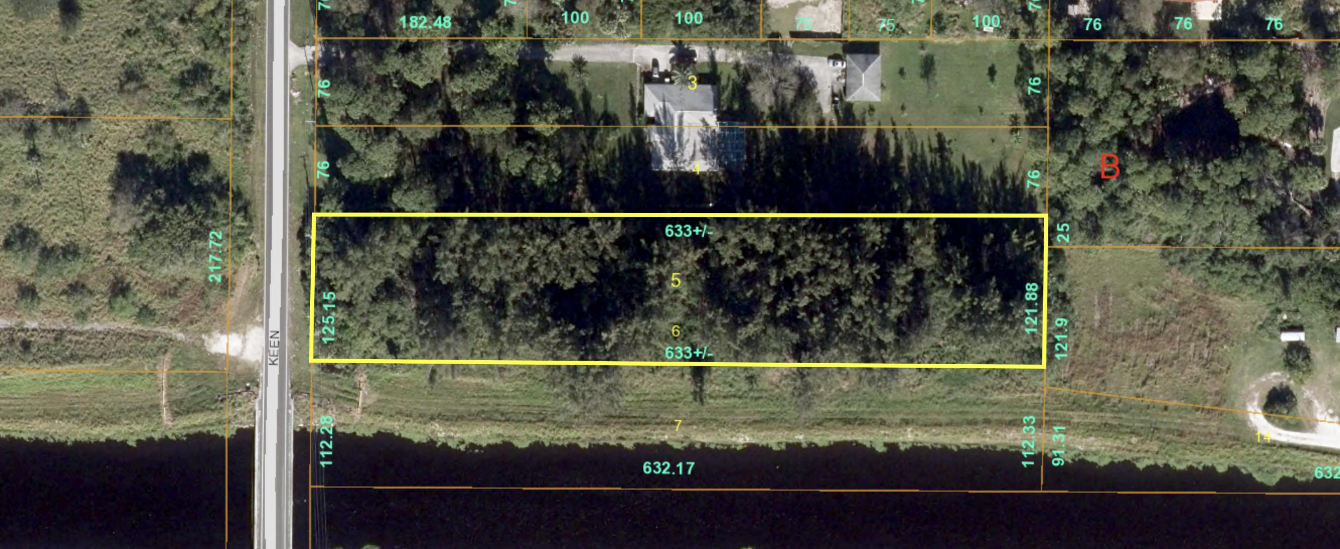 0 Keen Road, Fort Pierce, Florida 34946, ,C,Single family,Keen,RX-10623679