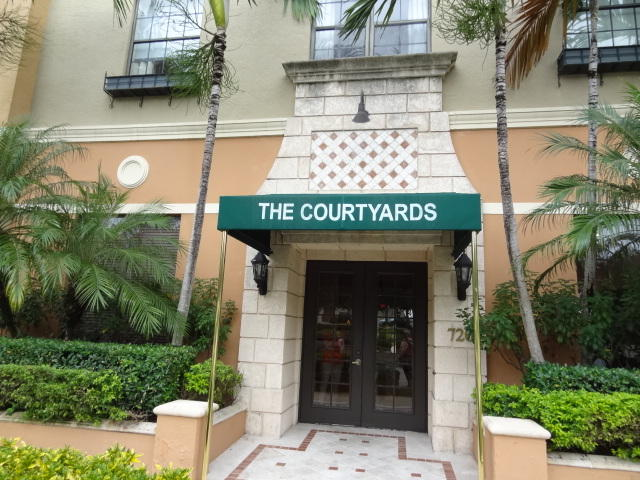 Home for sale in Courtyards West Palm Beach Florida