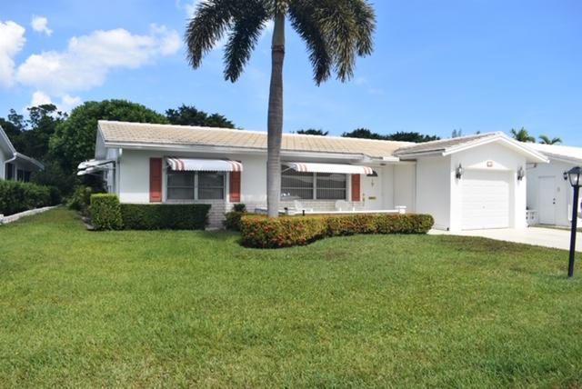Home for sale in PALM BEACH LEISUREVILLE SEC 10 Boynton Beach Florida