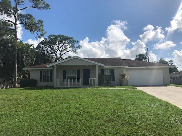 49 W Rubber Tree Drive Lake Worth, FL 33467