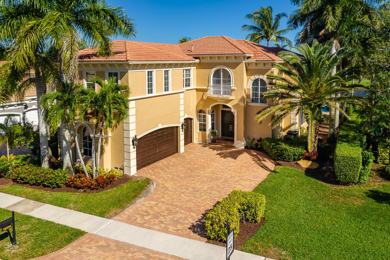Home for sale in Mizner's Preserve Delray Beach Florida