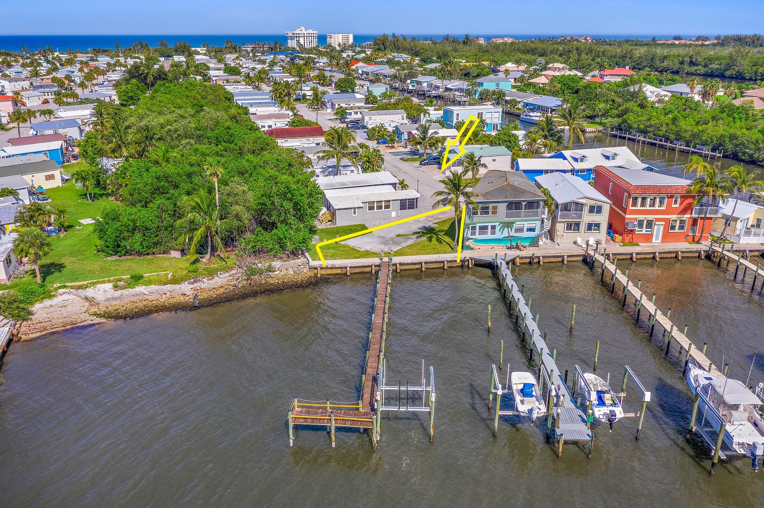 Home for sale in Windmill Village By The Sea Jensen Beach Florida