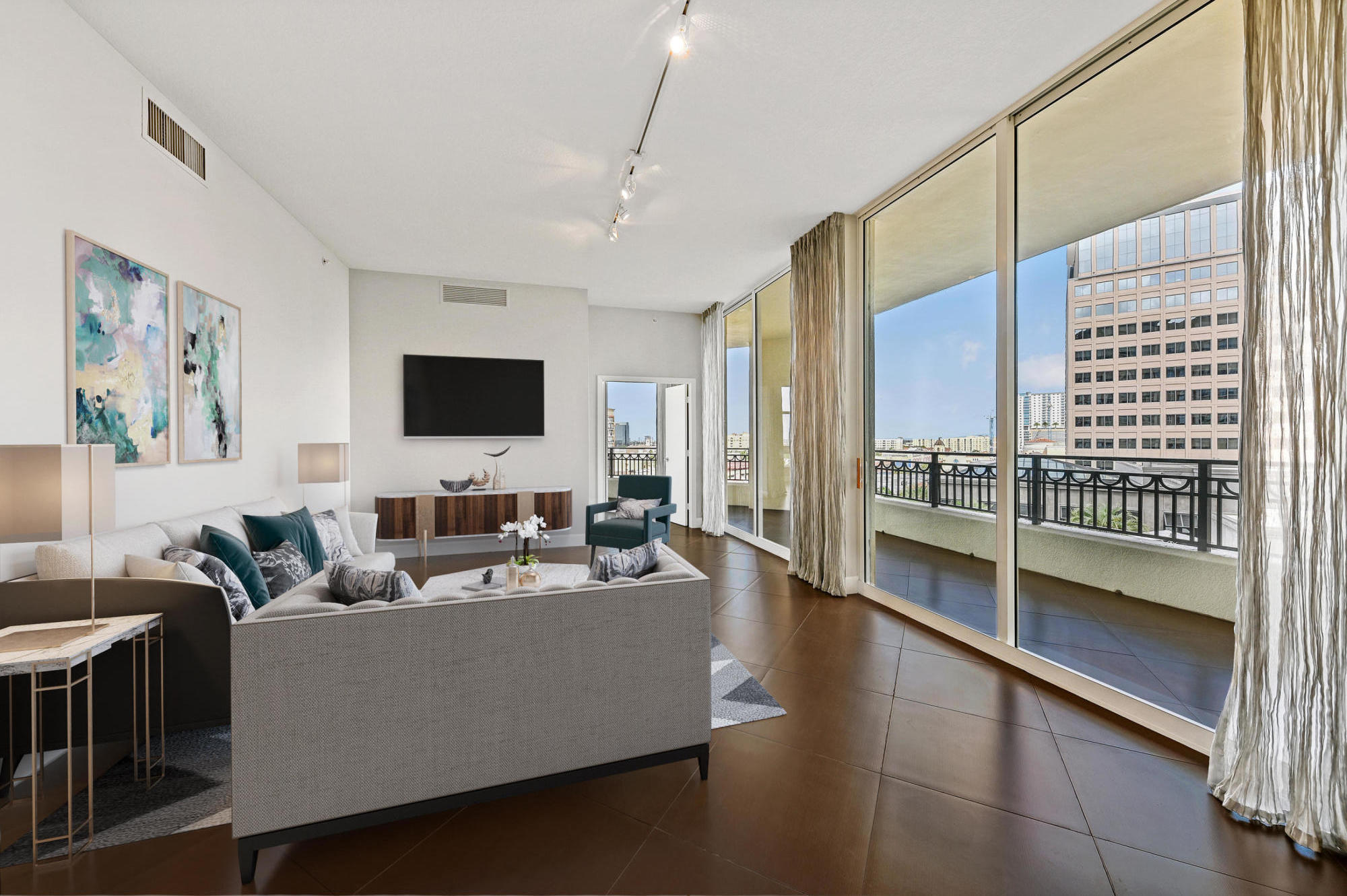 Home for sale in Cityplace South Tower West Palm Beach Florida