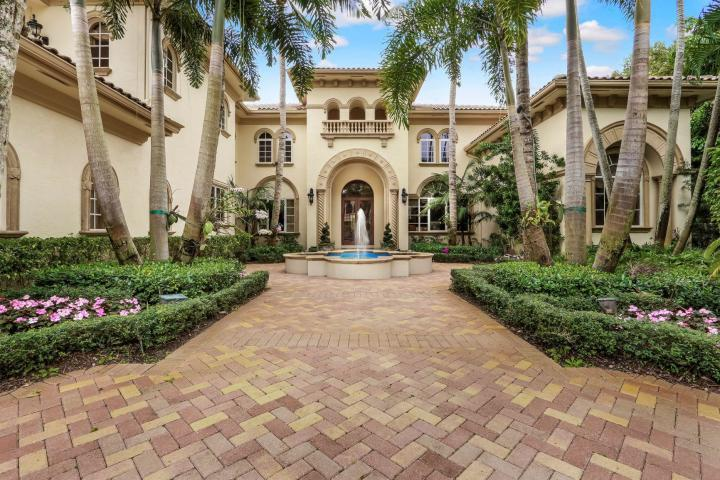 Home for sale in Polo Club Delray Beach Florida